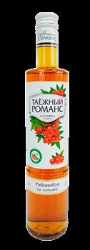 Таежный Романс Рябиновая на Коньяке